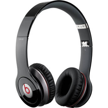 Beats by Dr. Dre Solo HD - On-Ear Headphones (Black) with Mic/Remote Control on Cable