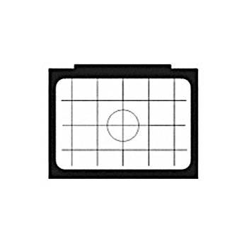 Beattie Intenscreen Grid for Nikon F3