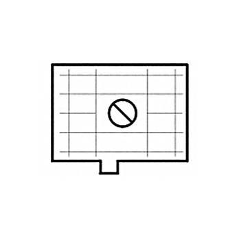 Beattie Intenscreen Split Image Diagonal Grid or Leica R4-7
