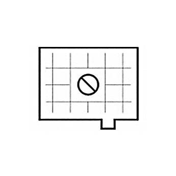 Beattie Intenscreen Split Image Diagonal Grid