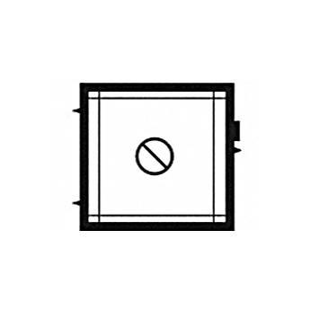 Beattie Intenscreen Focusing Screen - Matte w/ Diagonal Split-Image