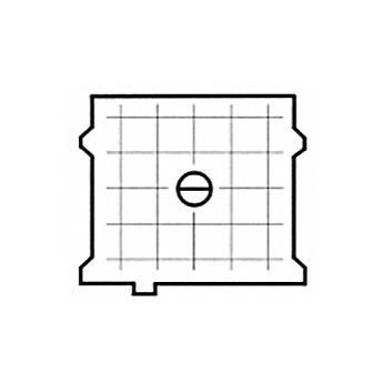 Beattie Intenscreen Focusing Screen - Grid-Lines & Horizontal Split-Image