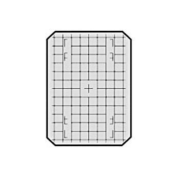 Beattie 85101 Intenscreen for Calumet 400 Camera  with 1cm Grid