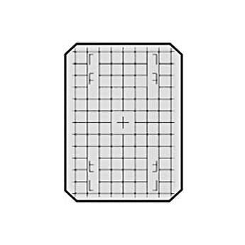 Beattie 85131 Intenscreen for Deardorff 4x5 Camera  with 1cm Grid
