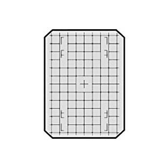 Beattie 85901A Intenscreen for Arca Swiss 4x5 Camera  with 1cm Grid