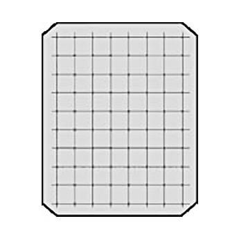 "Beattie 88190 Intenscreen for Wista Field 8x10 Camera  with 1/2"" Grid"