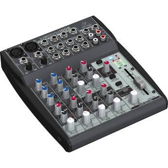 Behringer XENYX 1002 - 10 Channel Audio Mixer
