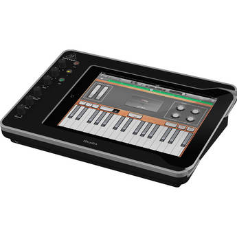 Behringer iStudio iS202 Professional iPad Docking Station With Audio, Video & Midi Connectivity
