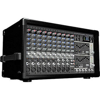 Behringer PMP2000 - 10-Channel Audio Mixer
