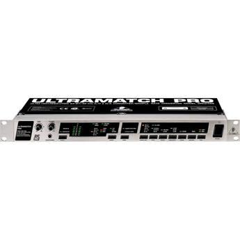 Behringer ULTRAMATCH PRO SRC2496 High-Resolution Sample Rate/Format Converter