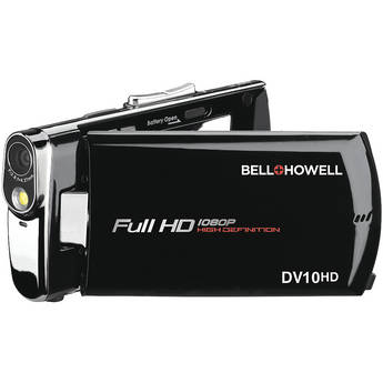 Bell & Howell Slice DV10HD Full HD Digital Camcorder