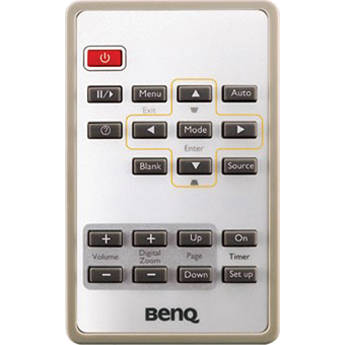 BenQ 5J.J2S06.001-Remote Control for MP615