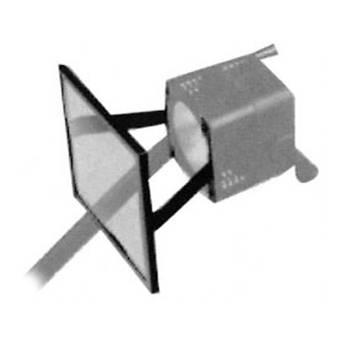 Bencher Master Quartz Halogen Copylight Polarizer Filter