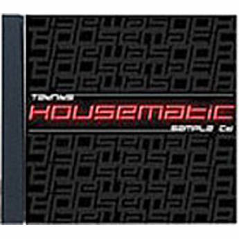 Big Fish Audio Sample CD: Housematic (EXS24, HALion, KONTAKT and WAV)