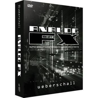 Big Fish Audio DVD: Analog FX