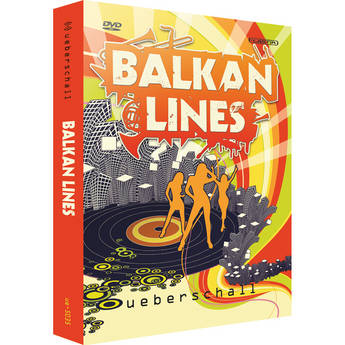 Big Fish Audio DVD: Balkan Lines