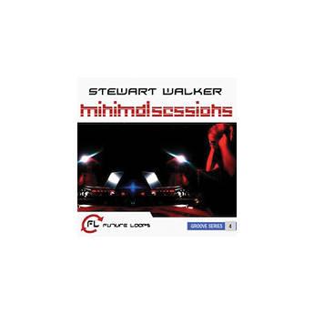 Big Fish Audio Minimal Sessions: Stewart Walker DVD