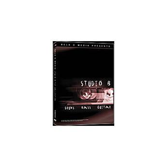 Big Fish Audio Studio B: The Rock Collection DVD (Kontakt 2 Format)