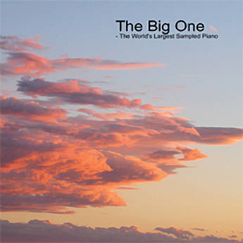 Big Fish Audio The Big One DVD (EXS24, HALion, & Kontakt Format)