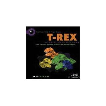 Big Fish Audio T-Rex DVD (Akai S1000 Format)