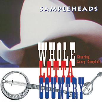 Big Fish Audio Whole Lotta Country DVD (NNXT, EXS24, HALion, & Kontakt Formats)