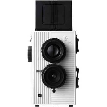 Blackbird Blackbird, Fly 35mm Twin-Lens Reflex (TLR) Camera (White)