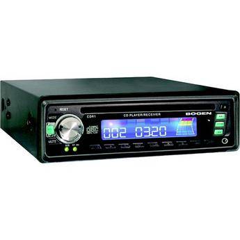 Bogen Communications CDR1 Compact CD Player with AM/FM Receiver