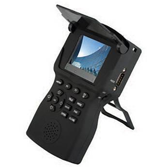 "Bolide Technology Group LCD Multifunctional Pocket CCTV Tester (2.5"")"