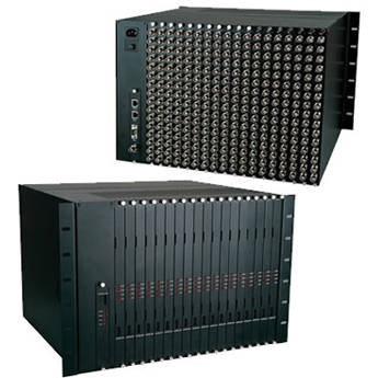 Bolide Technology Group BE-8000-16x48 Network Matrix System Control 16 x 48 (240 x 32)