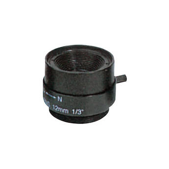 Bolide Technology Group CS-Mount 12mm Fixed Iris Lens