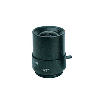 "Bolide Technology Group BP0002-8.0 1/3"" 8.0mm f/1.6 CS Mount Fixed Lens"