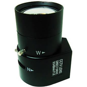 Bolide Technology Group 6-60mm Vari-focal Lens
