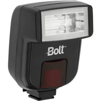 Bolt VS-260 Compact On-Camera Flash for Pentax & Select Samsung TTL