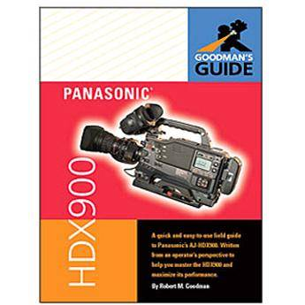 Books Goodman's Guide to the HDX900