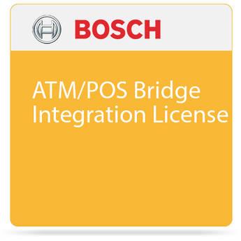 Bosch ATM/POS Bridge Integration License