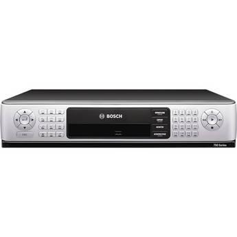 Bosch 750 Series Digital Hybrid HD Recorder (8 Channel, 4 TB, 1 Gigabit Ethernet)