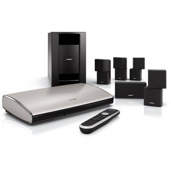 Bose Lifestyle T20 Home Theater System (Black)