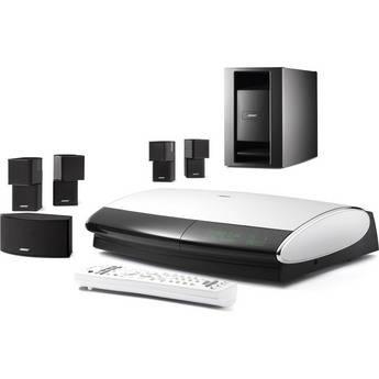 Bose Lifestyle 48 Series IV DVD Home Entertainment System (Black)