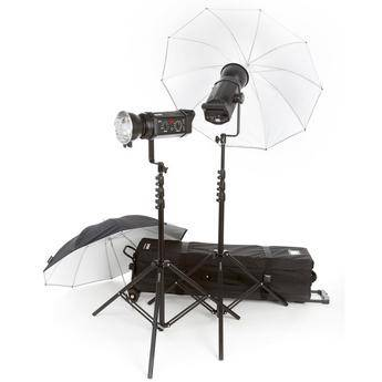 Bowens Gemini 500R 2-Light 2-Umbrella Kit (230VAC)