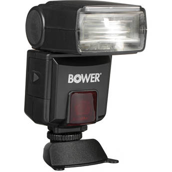 Bower SFD926C Power Zoom Flash for Canon Cameras