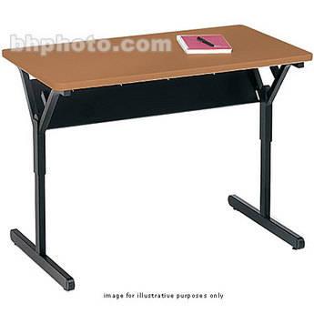 "Bretford 36 x 30"" Connections Student Classroom Desk (Wild Cherry)"