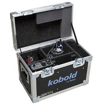 Bron Kobold DW 200 AC Open Face 200 Watt HMI Production Kit
