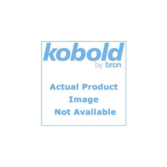 """Bron Kobold 5/8"""" (16mm) Stand or Lamp Spigot with 1/4"""" Screw"""