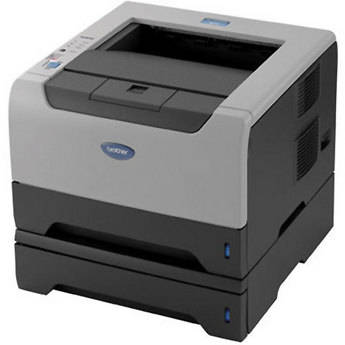 Brother HL-5250DNT Network Laser Printer with Built-In Duplex and Dual Paper Trays