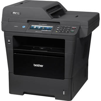 Brother MFC-8950DW Wireless Monochrome All-in-One Laser Printer