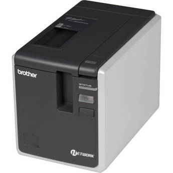 Brother PT-9800PCN Desktop Bar Code Network Printer