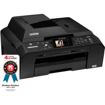 Brother MFC-J5910DW Wireless Color All-in-One Inkjet Printer