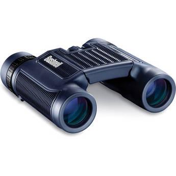 Bushnell 12x25 H2O Compact Binocular (Blue)