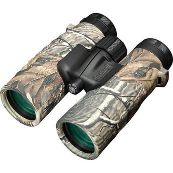 Bushnell 10x42 Trophy XLT Binocular (Realtree Camo)