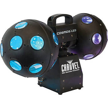 CHAUVET Cosmos Rotating Ball Effect LED Light